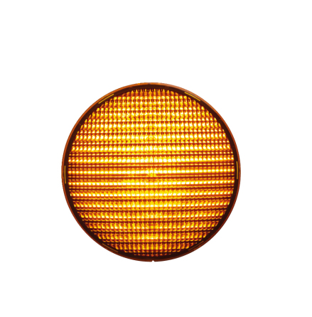 Linse gul 200 mm